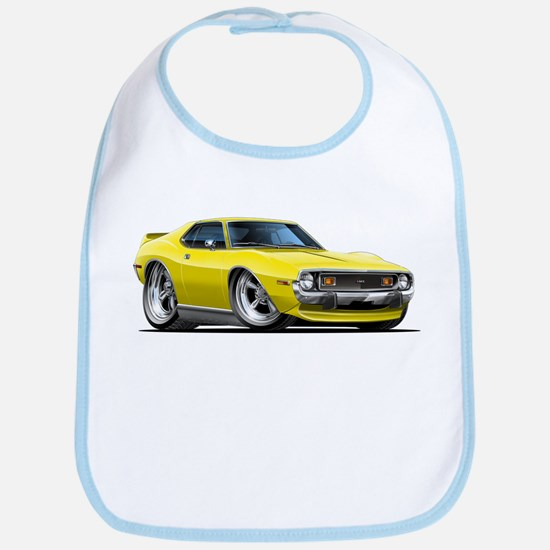 1971-74 Javelin Yellow Car Bib