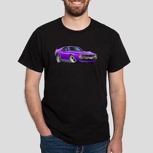 1971-74 Javelin Purple Car Dark T-Shirt