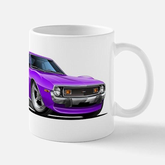1971-74 Javelin Purple Car Mug