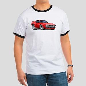 1971-74 Javelin Red Car Ringer T