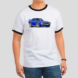 1971-74 Javelin Blue Car Ringer T