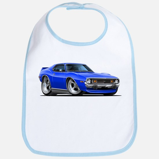 1971-74 Javelin Blue Car Bib
