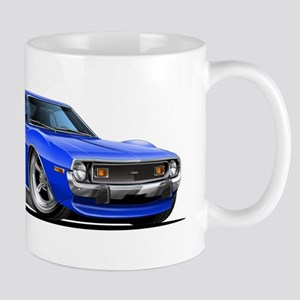 1971-74 Javelin Blue Car Mug