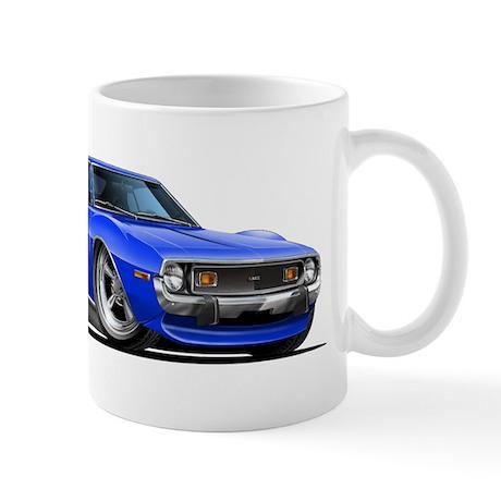 1971-74 Javelin Blue Car Mug