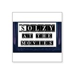 Solzy at the Movies Sticker