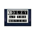 Solzy at the Movies Magnets