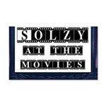 Solzy at the Movies Wall Decal