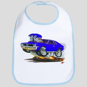1969-70 Javelin Blue Car Bib