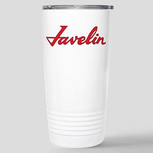 Javelin Emblem Stainless Steel Travel Mug