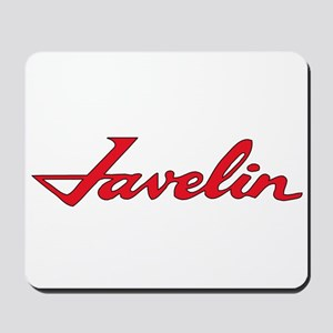 Javelin Emblem Mousepad