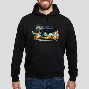 AMX Black Car Hoodie (dark)