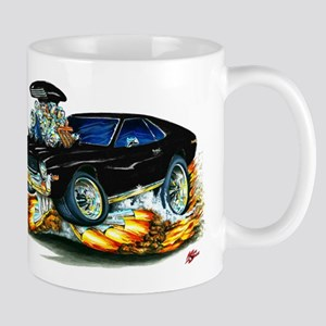 AMX Black Car Mug