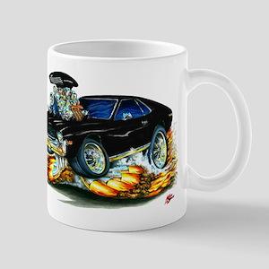 AMX Black Car Mug