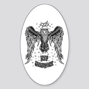 RIP Stanley Sticker (Oval)