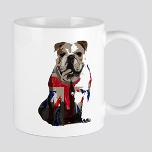 British Bulldog Mug