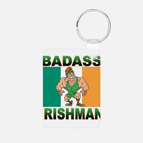 Bad Ass Irishman Keychains