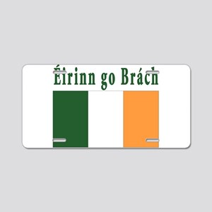 Ireland forever Aluminum License Plate