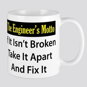 Engineer's Motto Mug