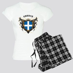 Greece Women's Light Pajamas