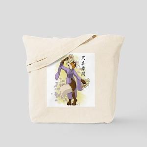 Selena - Dancing Vixen Tote Bag