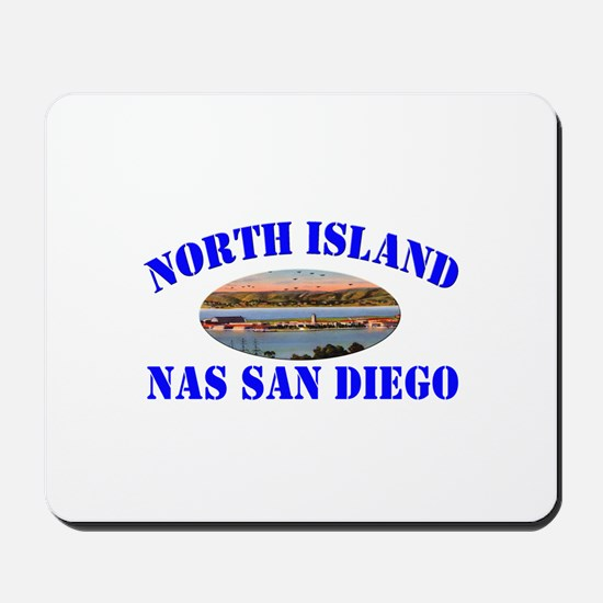 North Island Mousepad