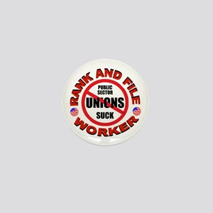 RIGHT TO WORK Mini Button (10 pack)