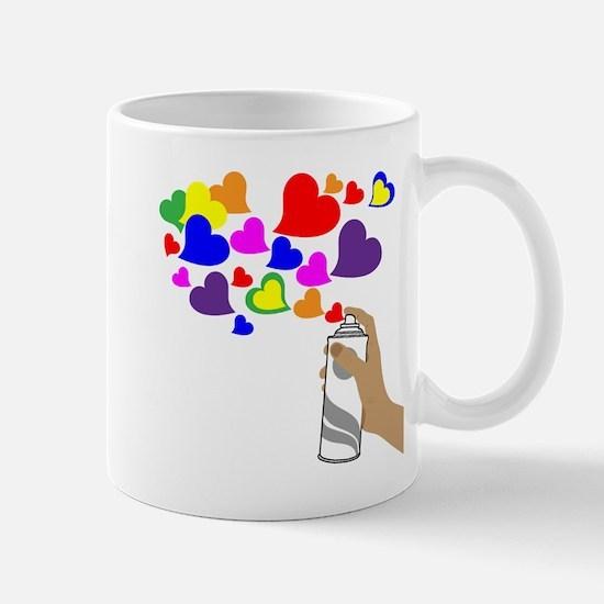 Love Spray Mug
