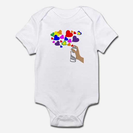 Love Spray Infant Bodysuit