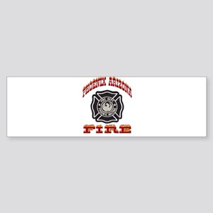 Phoenix Fire Department Sticker (Bumper)