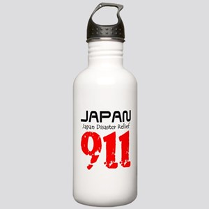 Japan Disaster Relief Stainless Water Bottle 1.0L
