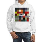 BMW 2002 Car Color Hooded Sweatshirt