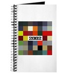 BMW 2002 Car Color Journal