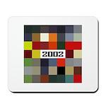 BMW 2002 Car Color Mousepad