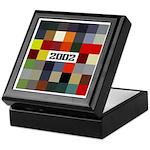 BMW 2002 Car Color Keepsake Box