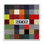 BMW 2002 Car Color Tile Coaster