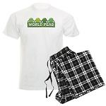 World Peas Men's Light Pajamas