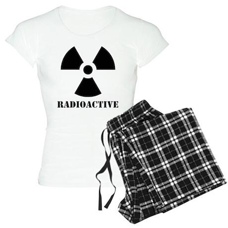 Radioactive Women's Light Pajamas