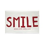 SMILE! Rectangle Magnet (100 pack)