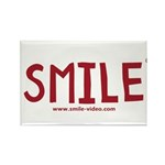 SMILE! Rectangle Magnet (10 pack)