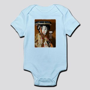 Geisha Doll Infant Bodysuit