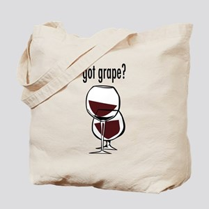 "Iconic ""got grape?"" Tote Bag"