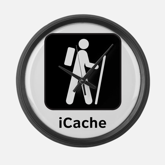 iCache Large Wall Clock