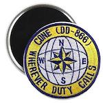 USS CONE Magnet