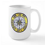 USS CONE Large Mug