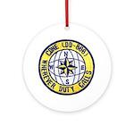 USS CONE Ornament (Round)