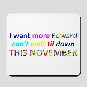 This November Mousepad