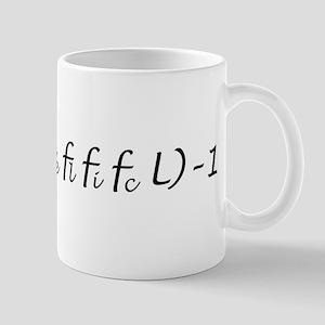 Drake Equation -1 Mug