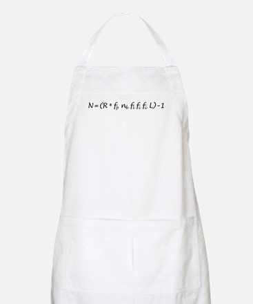 Drake Equation -1 Apron