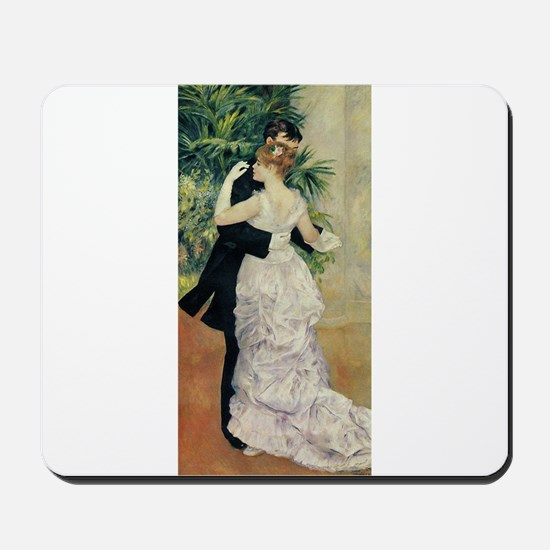 Dance in the City Mousepad