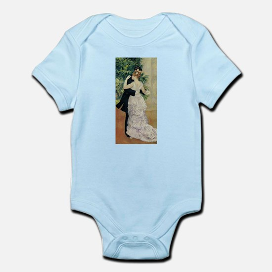 Dance in the City Infant Bodysuit